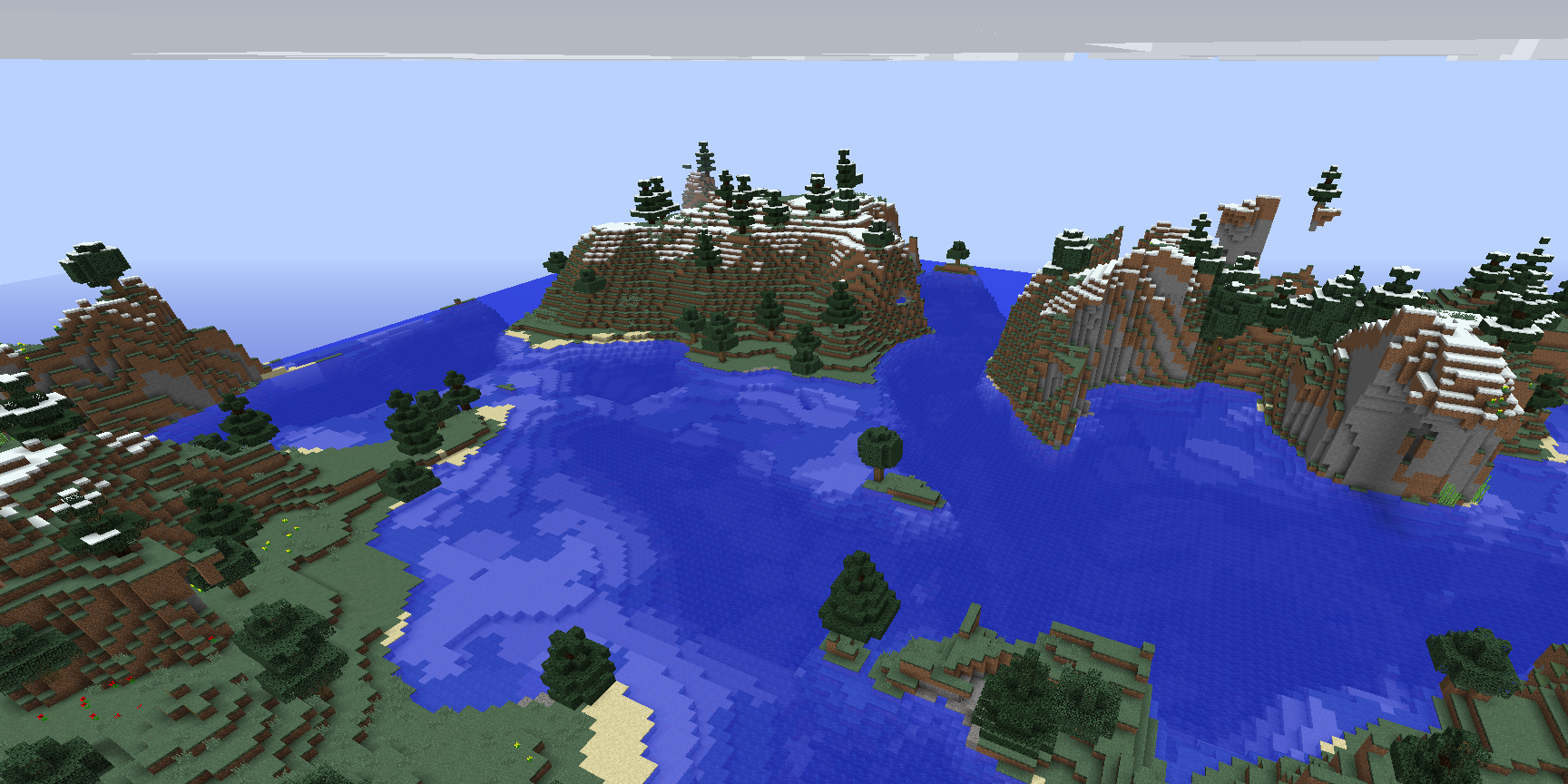 Epic Custom Minecraft Worlds | Team9000 Forums