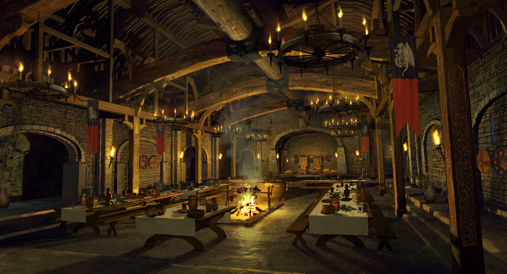 the symbolism of heorot hall essay