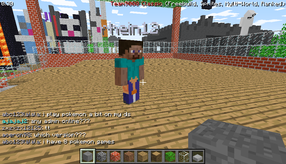 Minecraft    Server Open Kid Friendly