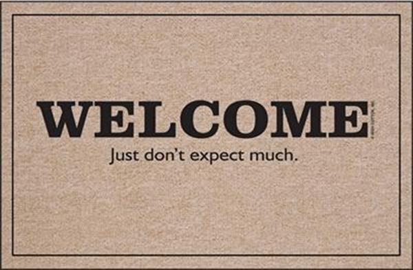Hello Everyone =] Welcome-mat-2-jpg
